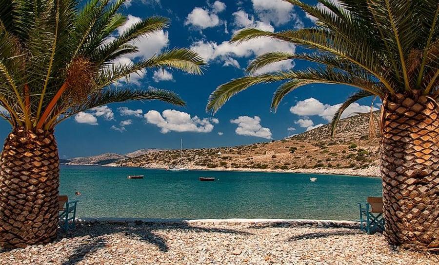 Beaches in Naxos Island